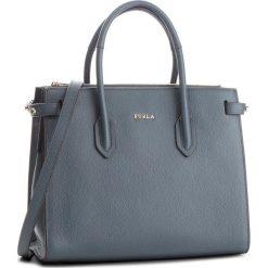 Torebka FURLA - Pin 977684 B BLS1 OAS Ardesia e. Niebieskie torebki klasyczne damskie Furla, ze skóry. Za 1470,00 zł.