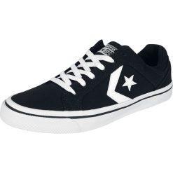 Converse Cons el Distrito - OX Buty sportowe czarny/biały. Czarne buty skate męskie marki Converse, z materiału. Za 199,90 zł.