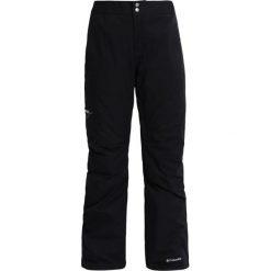 Columbia VELOCA VIXEN Spodnie narciarskie black. Czarne bryczesy damskie marki Husky, l, narciarskie. W wyprzedaży za 599,20 zł.