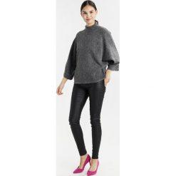 Swetry damskie: Vila VIYONNA  Sweter medium grey melange