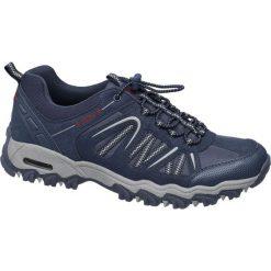 Sportowe buty męskie Memphis One granatowe. Czarne halówki męskie marki Nike, z materiału, nike tanjun. Za 119,90 zł.
