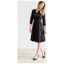 Sukienki: Sukienka Asteria czarna 32