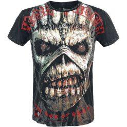 T-shirty męskie z nadrukiem: Iron Maiden EMP Signature Collection T-Shirt czarny