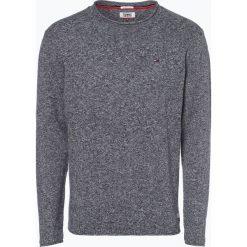 Tommy Jeans - Sweter męski, czarny. Czarne swetry klasyczne męskie Tommy Jeans, m, z dzianiny. Za 399,95 zł.