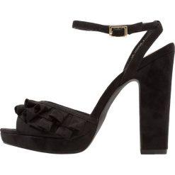 Sandały damskie: New Look SUZANNE Sandały na obcasie black