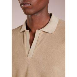 Koszulki polo: Editions MR SHORT SLEEVE TERRYCLOTH Koszulka polo plain khaki