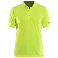 Koszulki polo: One Way Męska Koszulka Polo Short Sleeve Pique Yellow Xxl
