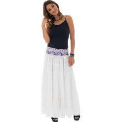 Odzież damska: Spódnica w kolorze białym