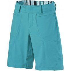 Spodenki sportowe męskie: Scott Spodenki Rowerowe W's Sky 10 Ls/Fit Shorts Ocean Blue/Aqua