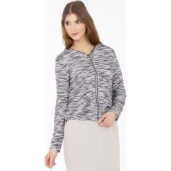 Bluzy rozpinane damskie: Elegancka bluza