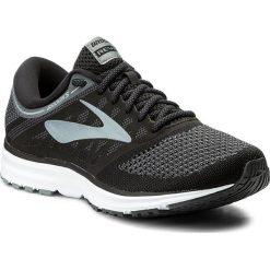 Buty BROOKS - Revel 110260 1D 002 Black/Anthracite/Primer Grey. Czarne buty do biegania męskie Brooks, z materiału. W wyprzedaży za 349,00 zł.