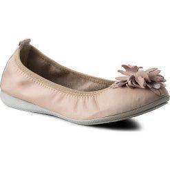 Baleriny damskie lakierowane: Baleriny LASOCKI – H133 Różowy Jasny