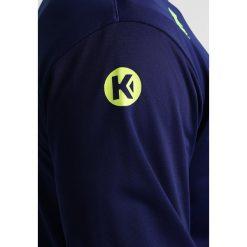 Kurtki sportowe męskie: Kempa CURVE CLASSIC Kurtka sportowa deep blau/fluo gelb
