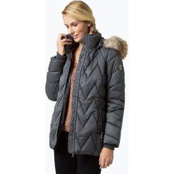 Kurtki damskie: Soquesto - Damska kurtka pikowana, niebieski