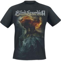 Blind Guardian Nightfall In Middle Earth T-Shirt czarny. Niebieskie t-shirty męskie z nadrukiem marki Reserved, l, z okrągłym kołnierzem. Za 79,90 zł.