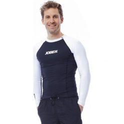 Koszulki sportowe męskie: JOBE Koszulka męska Rashguard z długim rękawem ciemno niebiesko-biała r. L