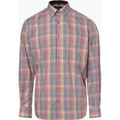 Eterna Comfort Fit - Koszula męska niewymagająca prasowania, czerwony. Czerwone koszule męskie na spinki Eterna Comfort Fit, m, w kratkę. Za 249,95 zł.