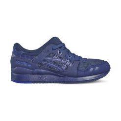Asics Buty męskie Gel-Lyte III  granatowe r. 43.5 (H7N3N-4949). Czarne buty sportowe męskie marki Asics, do biegania. Za 340,18 zł.