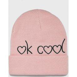 Haily's - Czapka Cool. Szare czapki zimowe damskie Haily's, na zimę, z dzianiny. W wyprzedaży za 19,90 zł.