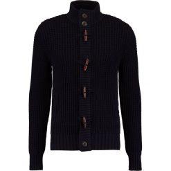Swetry rozpinane męskie: CELIO JEMISTER Kardigan navy