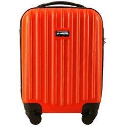 Walizki: Walizka w kolorze pomarańczowym – (S)33,5 x (W)48 x (G)20 cm