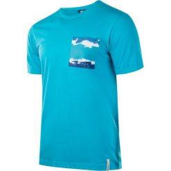 AQUAWAVE Koszulka męska AQUARION scuba blue r. M. Niebieskie koszulki sportowe męskie AQUAWAVE, m. Za 47,12 zł.