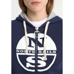 Kardigany męskie: North Sails LOWELL FULL ZIP HOODIE Bluza rozpinana navy