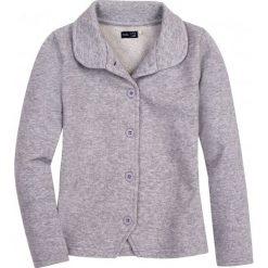 Bluzy dziewczęce rozpinane: Rozpinana bluza ze srebrną nitką dla dziewczynki 9-12 lat