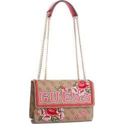 Torebka GUESS - HWSE69 95210 LFL. Brązowe torebki klasyczne damskie Guess, z aplikacjami, ze skóry ekologicznej. Za 599,00 zł.