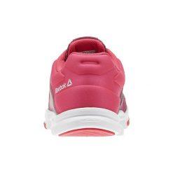 Fitness buty Reebok Sport  YourFlex Trainette 10 MT. Czerwone buty do fitnessu damskie Reebok Sport. Za 199,00 zł.