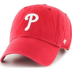 Czapki męskie: 47brand – Czapka Philadelphia Phillies Clean Up