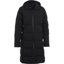 Płaszcze damskie pastelowe: Patagonia JACKSON GLACIER Płaszcz puchowy black