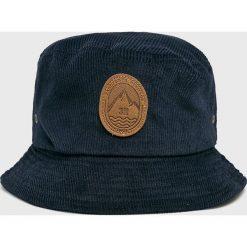 True Spin - Kapelusz Garka. Czarne kapelusze męskie True Spin, z bawełny. Za 39,90 zł.