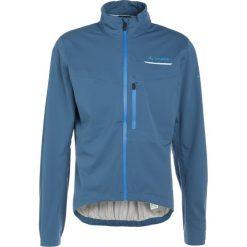Vaude ME STRONE JACKET Kurtka hardshell fjord blue. Niebieskie kurtki trekkingowe męskie Vaude, m, z hardshellu. W wyprzedaży za 500,65 zł.