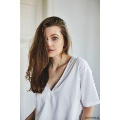 T-shirty damskie: VIVIAN BIAŁY T-shirt