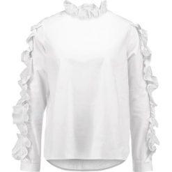 Bluzki asymetryczne: NORR CAMILLA Bluzka white