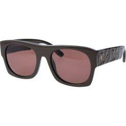 """Okulary przeciwsłoneczne damskie aviatory: Okulary przeciwsłoneczne """"0022/S FYW/SB"""" w kolorze brązowym"""