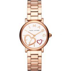 Marc Jacobs CLASSIC Zegarek roségoldcoloured. Czerwone zegarki damskie Marc Jacobs. W wyprzedaży za 643,30 zł.