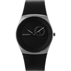 Zegarki męskie: Zegarek SKAGEN – Havene SKW6414 Black/Silver
