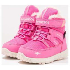Kozaki dziewczęce: KangaROOS Śniegowce blossom pink/frost pink