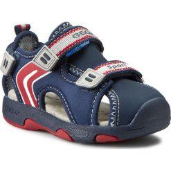 Sandały chłopięce: Sandały GEOX – B Sand Multy B. B B620FB 01550 C0735 Morski/Czerwony