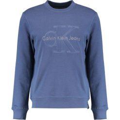 Calvin Klein Jeans HASTO SLIM FIT Bluza blue. Niebieskie kardigany męskie marki Calvin Klein Jeans, m, z bawełny. W wyprzedaży za 359,20 zł.