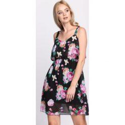 Sukienki: Czarna Sukienka Lovely Day