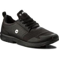 Półbuty HI-TEC - Emmet AVSSS18-HT-01-Q2 Black/Silvr. Czarne buty skate męskie Hi-tec, z materiału. W wyprzedaży za 179,00 zł.