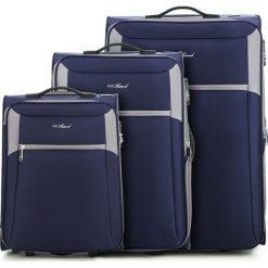 Walizki: V25-3S-23S-24 Zestaw walizek