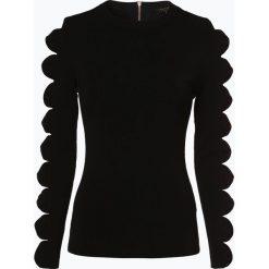 Ted Baker - Sweter damski – Yonoh, czarny. Czarne swetry klasyczne damskie marki Ted Baker, z materiału. Za 499,95 zł.