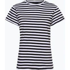 Aygill's - T-shirt damski, czarny. Czarne t-shirty damskie Aygill's Denim, l, w paski, z bawełny. Za 39,95 zł.
