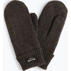 Melkonian - Rękawiczki damskie, szary. Szare rękawiczki damskie Melkonian, z polaru. Za 89,95 zł.