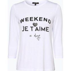 More & More - Koszulka damska, czarny. Czarne t-shirty damskie More & More, z aplikacjami. Za 159,95 zł.
