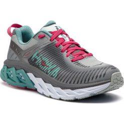 Buty HOKA ONE ONE - Arahi 2 1019276 Steel/Gray Metal. Szare buty do biegania damskie Hoka One One, z materiału. Za 549,99 zł.